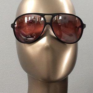Serengeti Accessories - Serengeti 5231L Corning Optic Aviator Sunglasses